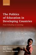 The Politics of Education in Developing Countries