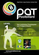 PAT Pool Billard Trainingsheft Stufe 1