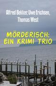 Mörderisch: Ein Krimi Trio