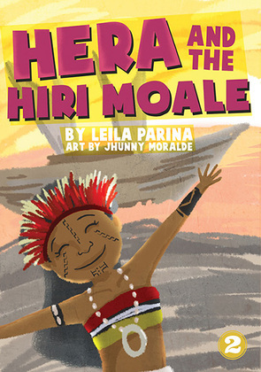 Hera And The Hiri Moale