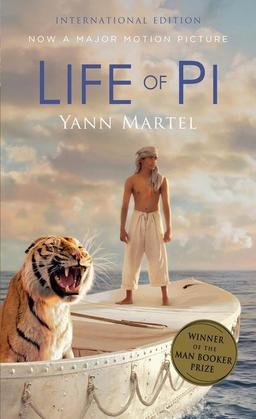 Yann Martel - Life of Pi (1 Year)