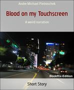 BookRix - Cthulhu Short Story: Blood on my touchscreen