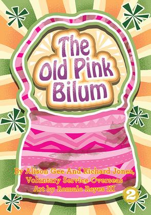 The Old Pink Bilum