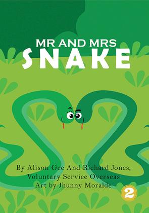 Mr And Mrs Snake