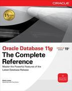 Oracle Database 11g The Complete Reference
