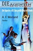 Die Agentin #12: Das große Ding mit Libelle