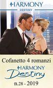 Cofanetto 4 romanzi Harmony Destiny - 28