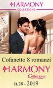 Cofanetto 8 romanzi Harmony Collezione - 28