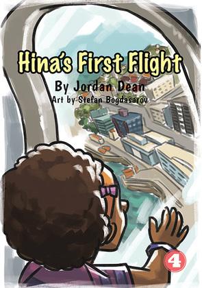 Hina's First Flight