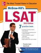 McGraw-Hill's LSAT with CD-ROM, 2013 Edition