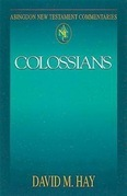Abingdon New Testament Commentaries: Colossians
