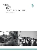 Arts et cultures du lieu