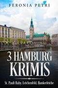 3 Hamburg Krimis