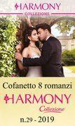 Cofanetto 8 romanzi - Harmony Collezione - 29
