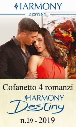 Cofanetto 4 romanzi Harmony Destiny - 29