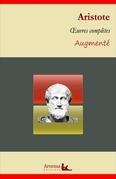 Aristote : Oeuvres complètes et annexes (annotées, illustrées)
