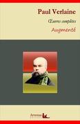 Paul Verlaine : Oeuvres complètes et annexes (annotées, illustrées)