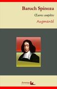 Baruch Spinoza : Oeuvres complètes et annexes (annotées, illustrées)