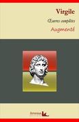 Virgile : Oeuvres complètes et annexes (annotées, illustrées)