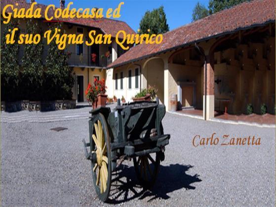 Giada Codecasa ed il suo Vigna San Quirico