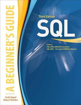 SQL: A Beginner's Guide, Third Edition: A Beginner's Guide, Third Edition