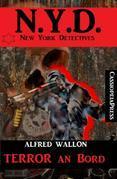 N.Y.D. - Terror an Bord (New York Detectives)