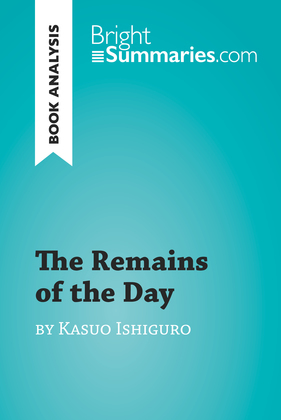 The Remains of the Day by Kazuo Ishiguro (Book Analysis)
