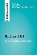 Richard III by William Shakespeare (Book Analysis)