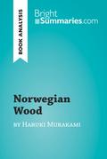 Norwegian Wood by Haruki Murakami (Book Analysis)