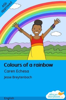 Colours of a rainbow