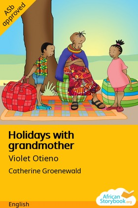 Holidays with grandmother