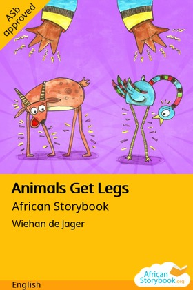 Animals Get Legs