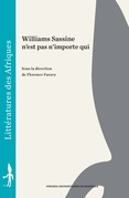 Williams Sassine n'est pas n'importe qui