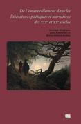 De l'émerveillement dans les littératures poétiques et narratives des xixe et xxe siècles