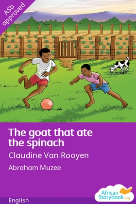 The Goat That Ate the Spinach