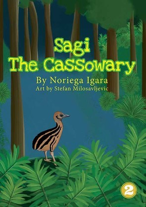 Sagi the Cassowary