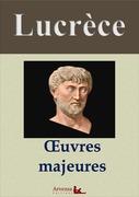Lucrèce : Oeuvres et annexes (annotées, illustrées)