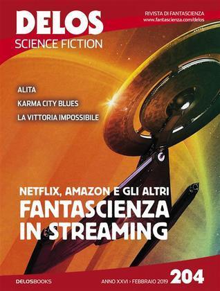 Delos Science Fiction 204