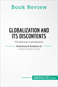 Book Review: Globalization and Its Discontents by Joseph Stiglitz