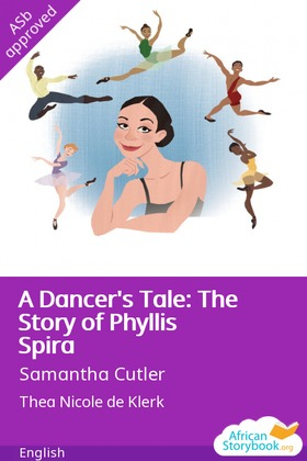 A Dancer's Tale: The Story of Phyllis Spira