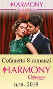 Cofanetto 8 Harmony Collezione n.30/2019