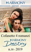 Cofanetto 4 Harmony Destiny n.30/2019