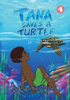 Tana Saves a Turtle