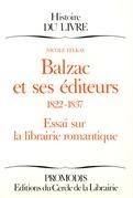 Balzac et ses éditeurs