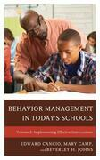 Behavior Management in Today's Schools