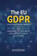 The EU GDPR General Data Protection Regulation