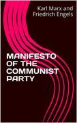 MANIFESTO OF THE COMMUNIST Party
