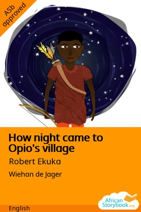 How night came to Opio's village