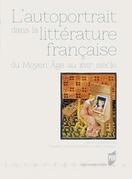 L'autoportrait dans la littérature française