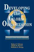 Developing the Global Organization